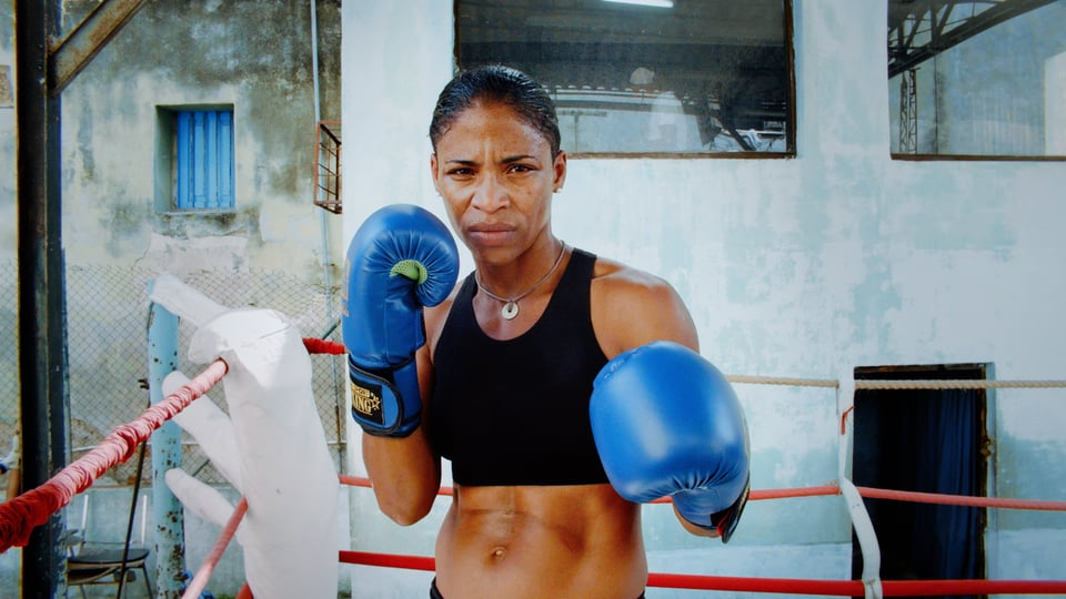'Namibia- Cuba's Female Boxing Revolution' / By Maceo Frost